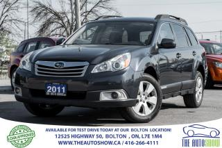 Used 2011 Subaru Outback 2.5i PREMIUM 1 OWNER SPOTLESS for sale in Caledon, ON