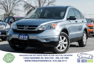 Used 2010 Honda CR-V AWD NEW TIRES BRAKES CERTIFIED SERVICED CERTIFIED for sale in Bolton, ON