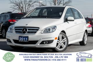 Used 2011 Mercedes-Benz B 200 B 200 for sale in Caledon, ON