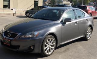 Used 2012 Lexus IS 250 250 AWD for sale in Midland, ON