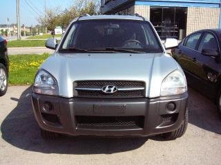 Used 2008 Hyundai Tucson GL for sale in Georgetown, ON