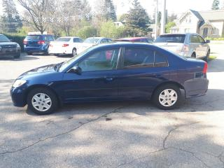 Used 2004 Honda Civic DX-G for sale in Guelph, ON