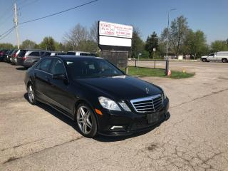 Used 2011 Mercedes-Benz E-Class E 350 for sale in Komoka, ON