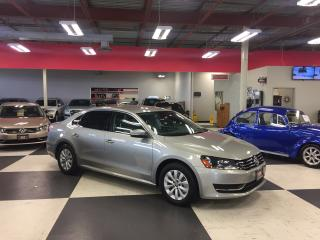 Used 2014 Volkswagen Passat 2.5L TRENDLINE AUT0 A/C CRUISE H/SEATS 90K for sale in North York, ON