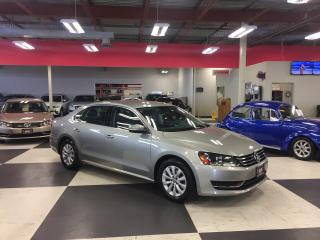 Used 2014 Volkswagen Passat 2.5L TRENDLINE AUT0 A/C CRUISE H/SEATS 94K for sale in North York, ON