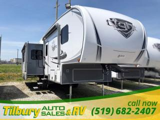 New 2018 Highland Ridge RV Open Range Light 291RLS FIFTH-WHEEL GREAT TRAILER! Leather! for sale in Tilbury, ON