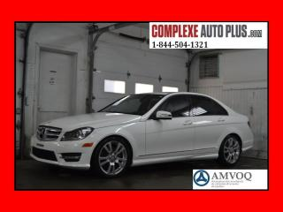 Used 2013 Mercedes-Benz C-Class C350 Awd Cuir,toit for sale in Saint-jerome, QC