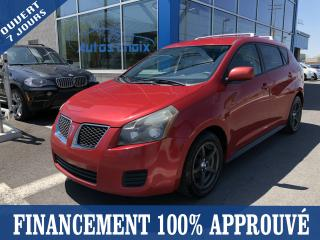 Used 2009 Pontiac Vibe VIBE for sale in Longueuil, QC