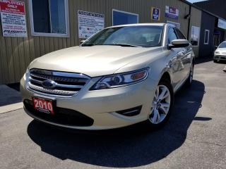 Used 2010 Ford Taurus SEL for sale in Tilbury, ON