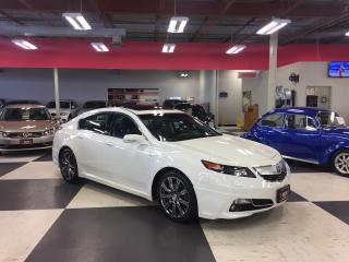 Used 2014 Acura TL A-Spec for sale in North York, ON