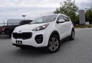 Used 2017 Kia Sportage LX PL/PW/AC for sale in Quesnel, BC