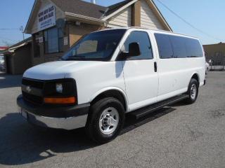 Used 2009 Chevrolet Express 2500 LS 12Passenger Loaded 6.0L V8 ONLY 109,000KMs for sale in Etobicoke, ON