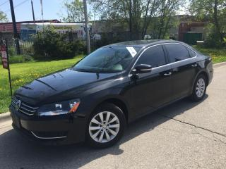 Used 2014 Volkswagen Passat Trendline,AUTO,AIR,POWER,GROUP for sale in Mississauga, ON