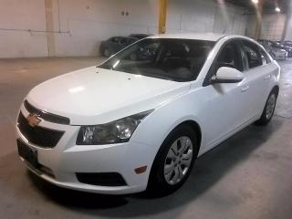 Used 2013 Chevrolet Cruze LT Turbo - BLUETOOTH - AUTOMATIC for sale in Aurora, ON