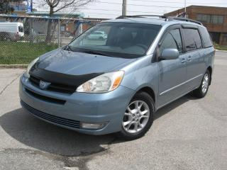 Used 2005 Toyota Sienna XLE for sale in North York, ON