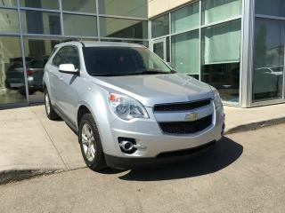 Used 2011 Chevrolet Equinox 2LT/ALL WHEEL DRIVE/HEATED SEATS for sale in Edmonton, AB