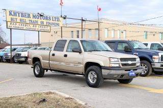 Used 2004 Chevrolet Silverado 2500 LT for sale in Brampton, ON