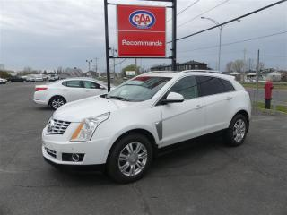 Used 2014 Cadillac SRX Luxury Awd Gar for sale in Pintendre, QC