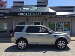 Used 2011 Land Rover LR2 HSE for sale in Mississauga, ON