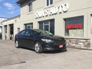Used 2015 Ford Fusion SE for sale in Hamilton, ON