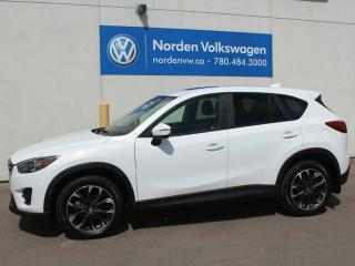 Used 2016 Mazda CX-5 GT AWD TECH - NAV - LEATHER -SUNROOF for sale in Edmonton, AB