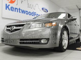 Used 2007 Acura TL TL, NAV, sunroof, heated power leather seats, and back up cam for sale in Edmonton, AB