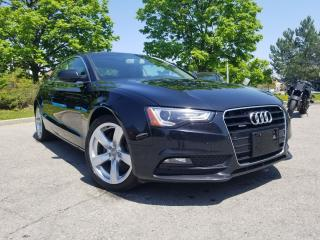 Used 2014 Audi A5 Komfort for sale in Woodbridge, ON