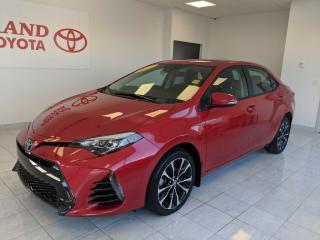 Used 2017 Toyota Corolla SE for sale in Grand Falls-windsor, NL