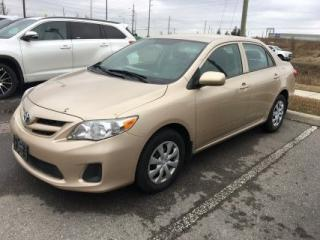 Used 2011 Toyota Corolla CE for sale in Scarborough, ON