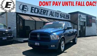 Used 2010 RAM 1500 SPORT QUAD CAB WITH TONNEAU COVER for sale in Barrie, ON