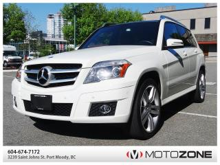 Used 2011 Mercedes-Benz GLK350 GLK 350 for sale in Port Moody, BC