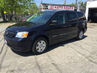 Used 2010 Dodge Grand Caravan SE/DVD/Remote Starter/7 Passenger/Certified for sale in Scarborough, ON