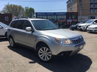 Used 2011 Subaru Forester X Limited for sale in York, ON