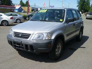 Used 1997 Honda CR-V LX for sale in Parksville, BC