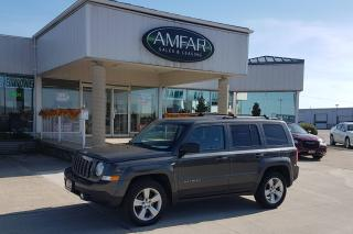 Used 2015 Jeep Patriot Limited Limited for sale in Tilbury, ON