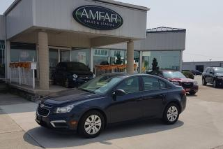Used 2016 Chevrolet Cruze AUTO / for sale in Tilbury, ON