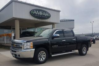 Used 2012 Chevrolet Silverado 1500 CREW CAB / 4X4 / NO PAYMENTS FOR 6 MONTHS !!! for sale in Tilbury, ON