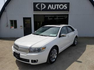 Used 2007 Lincoln MKZ Berline 4 portes traction intégrale for sale in Vallee-jonction, QC