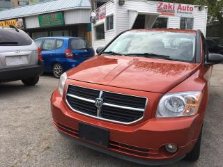 Used 2007 Dodge Caliber R/T AWD Safety And E Test is Included The Price for sale in Scarborough, ON