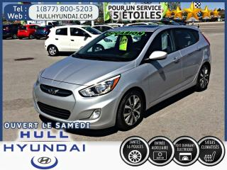 Used 2017 Hyundai Accent Se, T.ouvrant for sale in Gatineau, QC