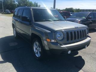 Used 2013 Jeep Patriot 4 RM, 4 portes,NORTH for sale in Sherbrooke, QC