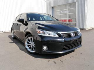 Used 2013 Lexus CT 200h Touring for sale in Toronto, ON