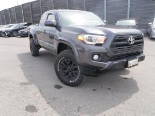Used 2017 Toyota Tacoma CUSTOM OFF ROAD WITH ADDED TRD STICKERS SR5 for sale in Toronto, ON