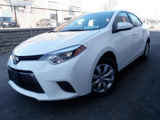 Used 2015 Toyota Corolla S for sale in Toronto, ON