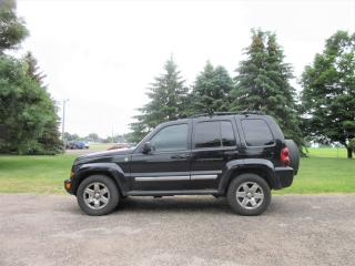 Used 2007 Jeep Liberty Sport for sale in Thornton, ON