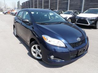 Used 2014 Toyota Matrix TOP PACKAGE ROOF ALLOY FULL SERVICE JUST IN for sale in Toronto, ON