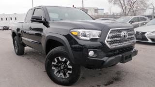 Used 2017 Toyota Tacoma BLACK GORGEOUS TRD Off Road for sale in Toronto, ON