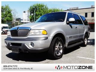 Used 1999 Lincoln Navigator for sale in Port Moody, BC
