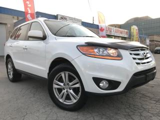 Used 2010 Hyundai Santa Fe Limited w/Navi for sale in Oakville, ON