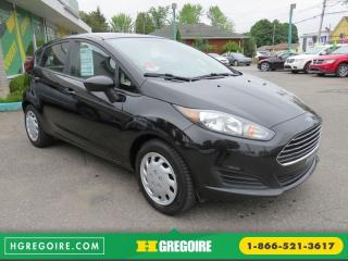 Used 2015 Ford Fiesta S MAN A/C ABS for sale in Saint-leonard, QC